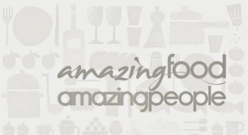 Amazing Food for Amazing People