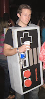 disfraz control NES