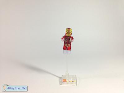 Lego Avengers Minifigures Iron Man