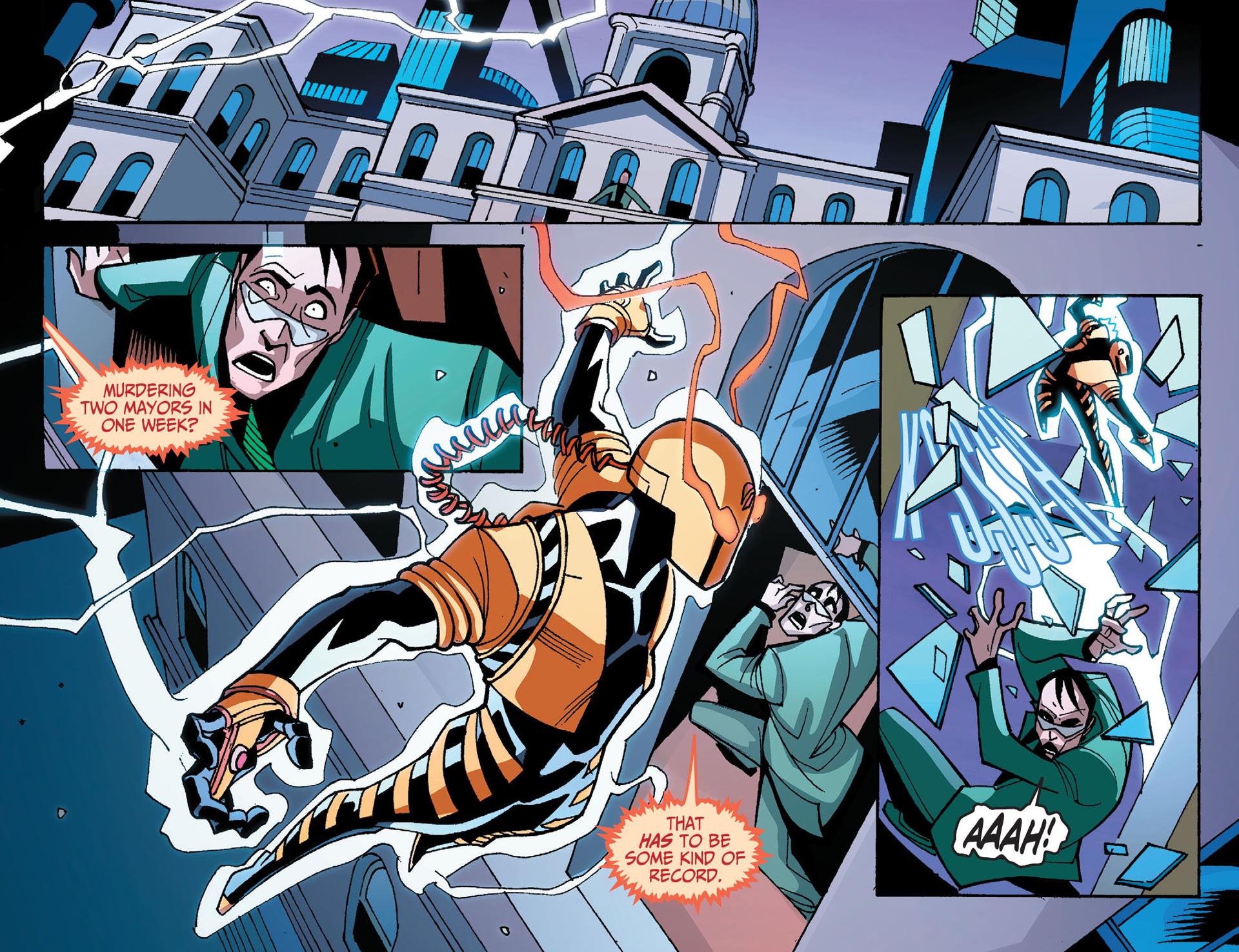 Batman Beyond 2.0 #8 #33 - English 6