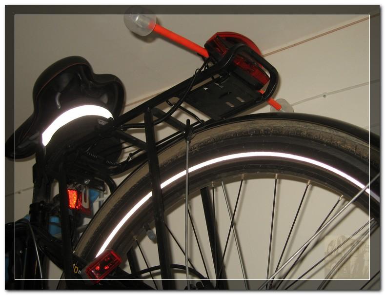 С чего сделать поворотники на велосипед своими руками 335