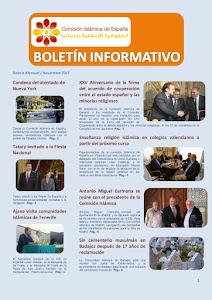 Boletín de noviembre 2017
