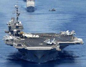 Total indignación por la prórroga del tratado militar España-EEUU.