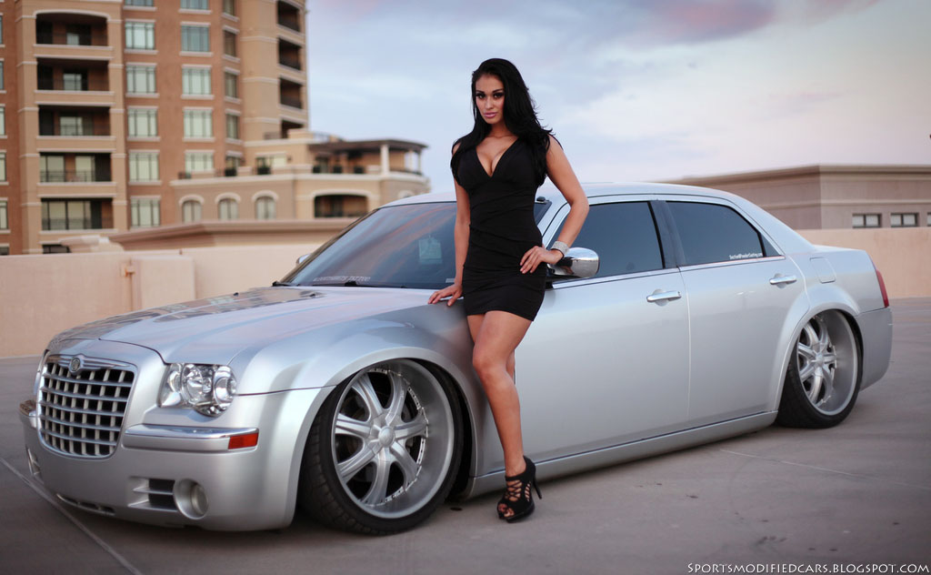Hot Cars amp Hot Girls at Miami Dub Crazy Custom Tuning Auto Show MUST SEE!