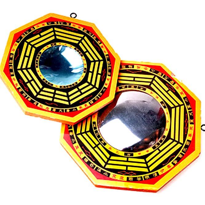 Arquitectura y feng shui espejo pa kua o ba gua - Feng shui espejos ...
