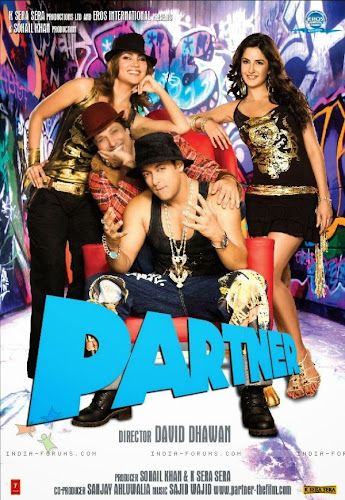Partner (2007) Movie Poster