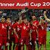Bayern derrota o Real Madrid no fim e conquista o tri da Audi Cup