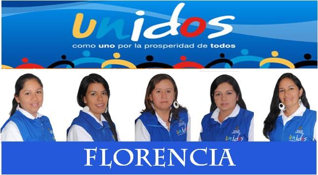 JUNTOS FLORENCIA