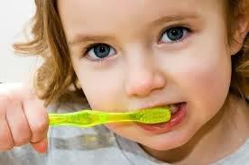 Bellevue Family Dentist Kids Toothbrush