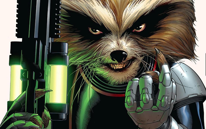 rocket raccoon guardian of the galaxy