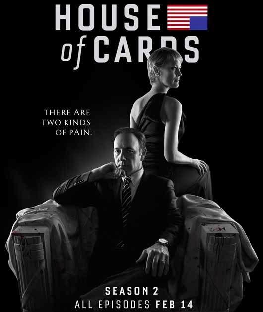 Sóng Gió Chính Trường: Phần 2 - House Of Cards: Season 2 - 2013