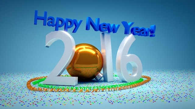Happy New Year HDWallpaper