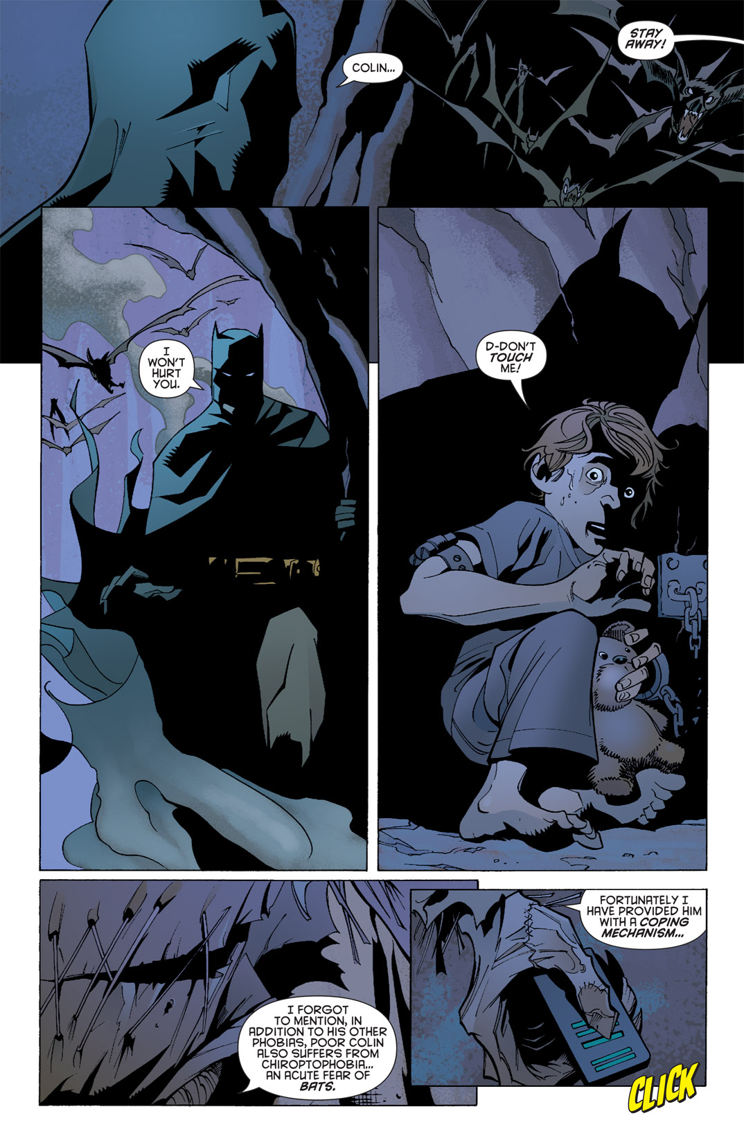Detective Comics (1937) Issue #848 Page 9