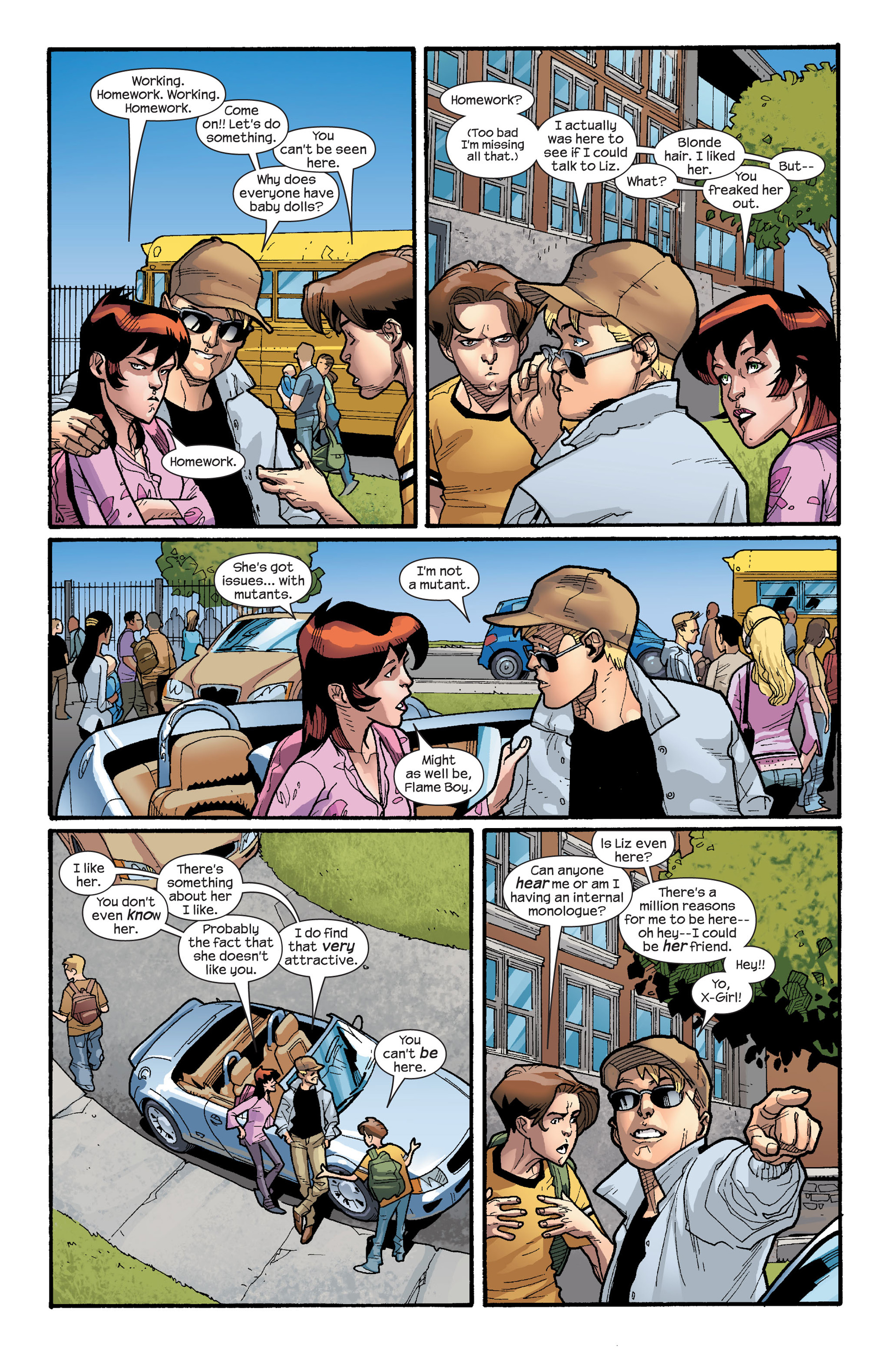 Ultimate Spider-Man (2000) Issue #118 #122 - English 11