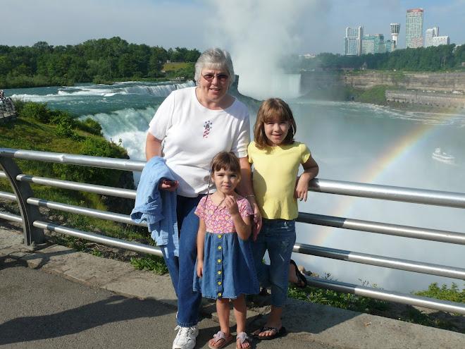 Visiting Niagra Falls