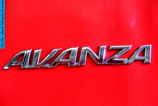 Toyota avanza car 2013 logo - صور شعار سيارة تويوتا افانزا 2013