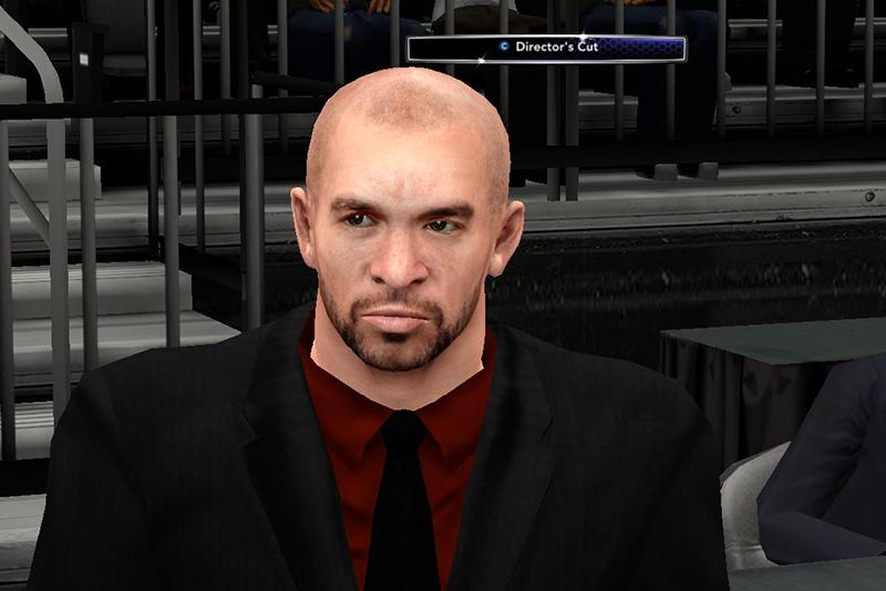 NBA 2K14 Coach Jason Kidd Face Mod