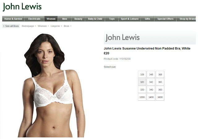 John Lewis Bridal Lingerie