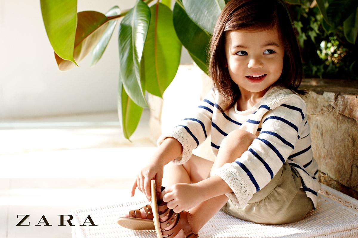 Frank agency zara kids ss13 - Zara home kids ...