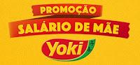 Promoção Salário de Mãe Yoki com Rodrigo Faro