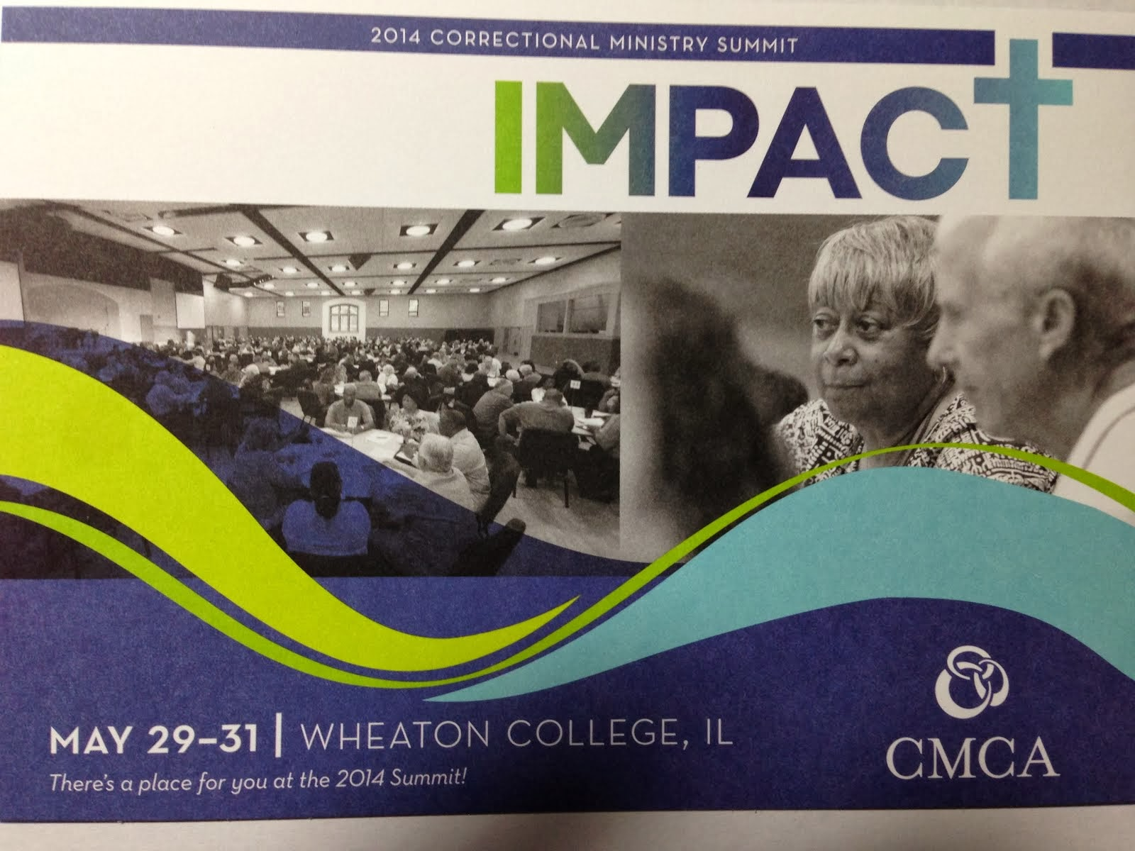 Wheaton College, Illinois, IMPACT 2014, May 30th, 10 am