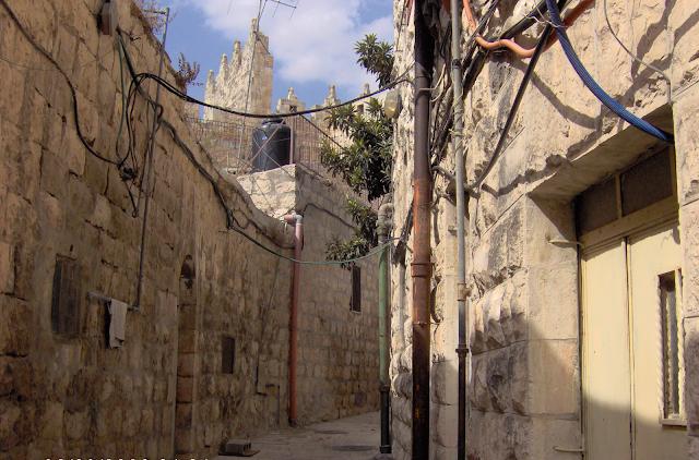 дамасские ворота иерусалим
