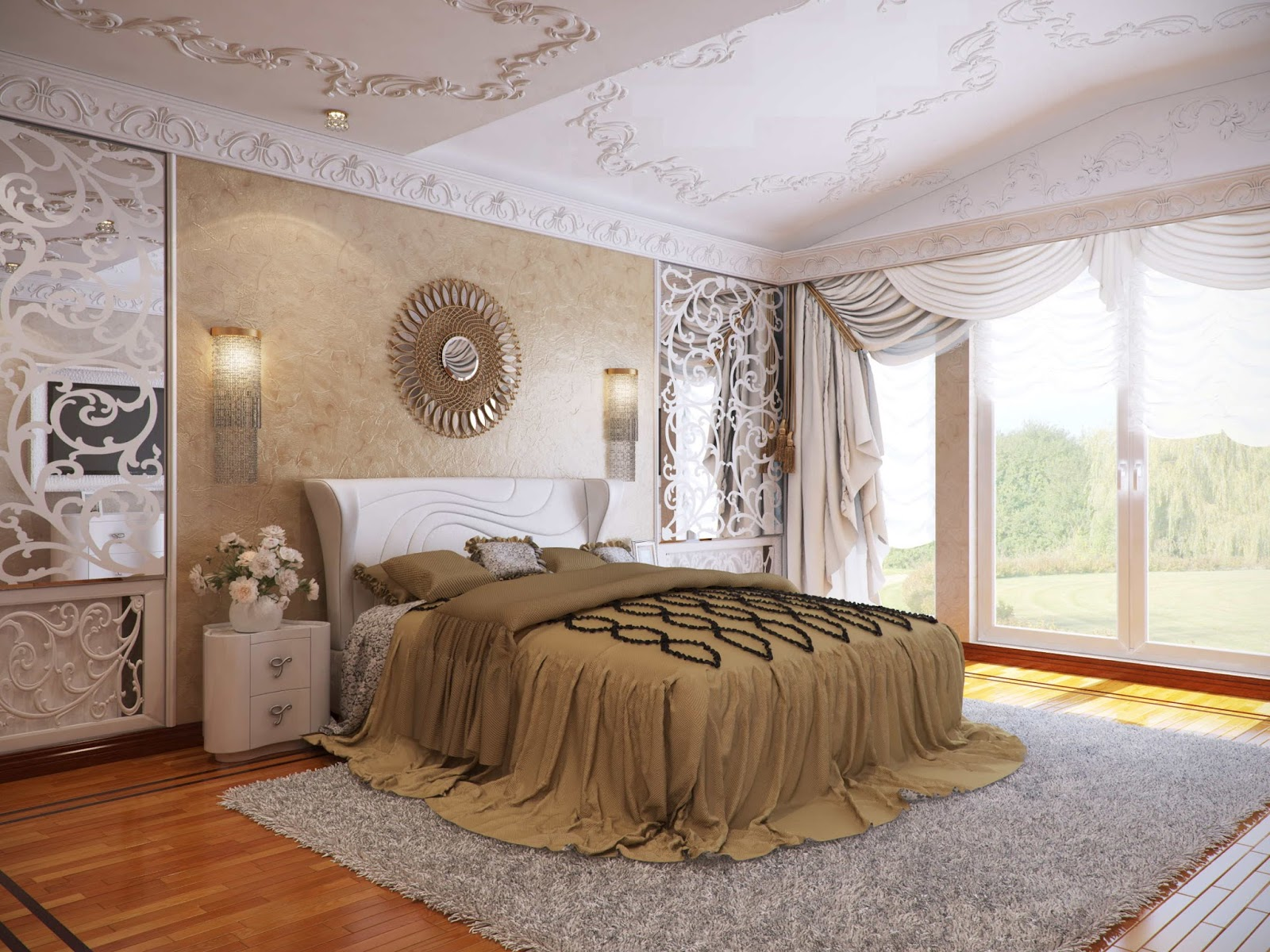 . 11 Attractive bedroom design ideas that will make your home awesome