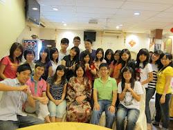 Reunion Dinner 2012