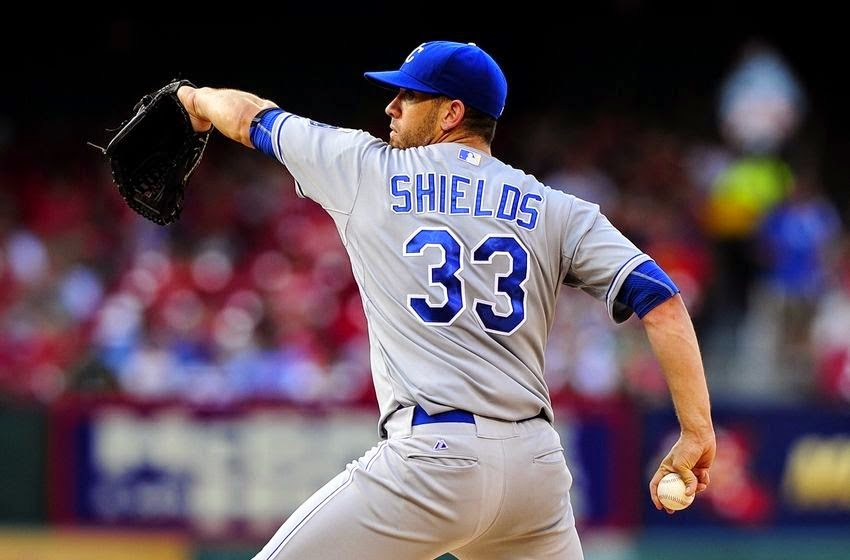 Go Get James Shields, And Call It A Rotation
