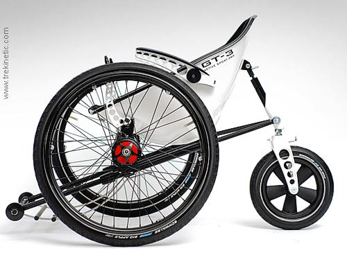 Trekinetic GT3 Active Sport Pro Wheelchair