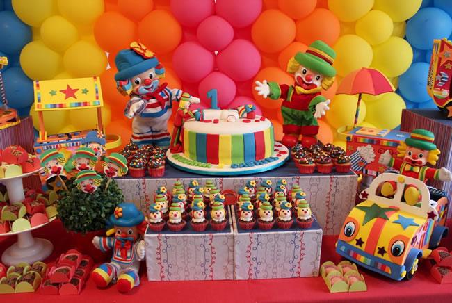 vamos apresentar alguns modelos decorações para festas de crianças