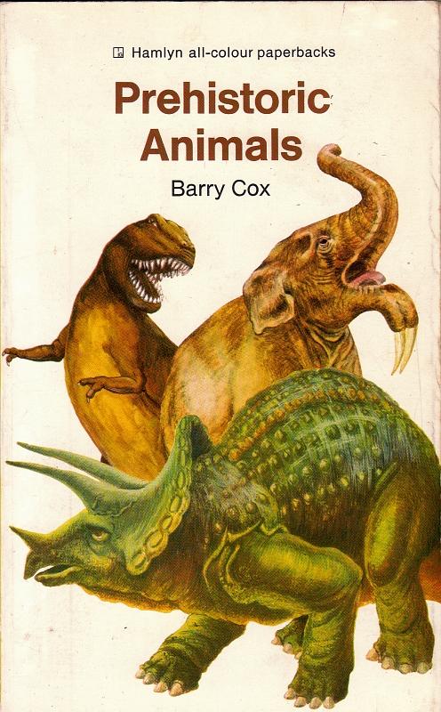 Vintage Dinosaur Art: Prehistoric Animals (Hamlyn)