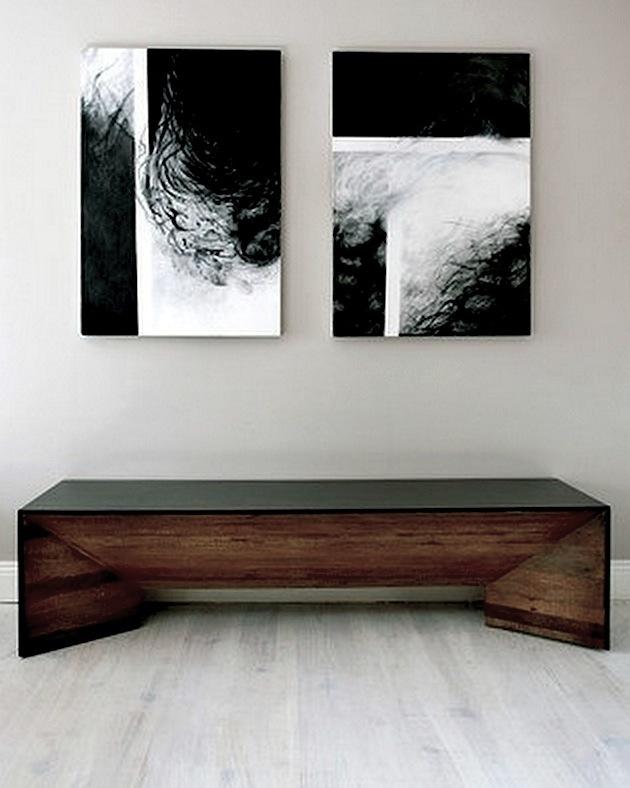 wabi sabi scandinavia design art and diy beautiful ForBeautiful Wooden Benches