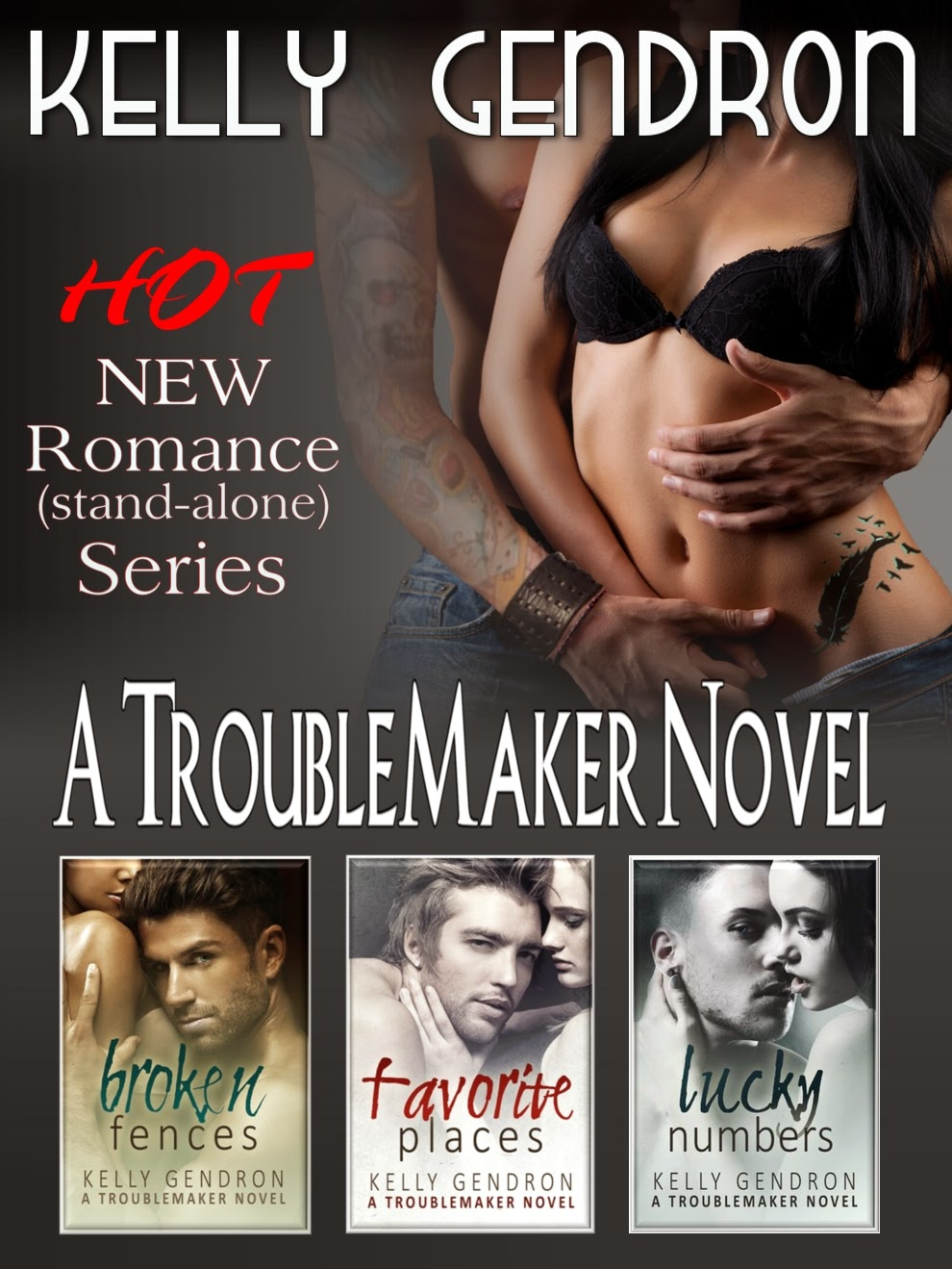 TroubleMaker Series