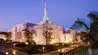 Paraguay Asuncion LDS Temple