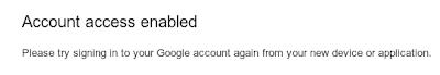 solved openerp gmail error