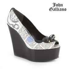 Pantofi John Galliano piele