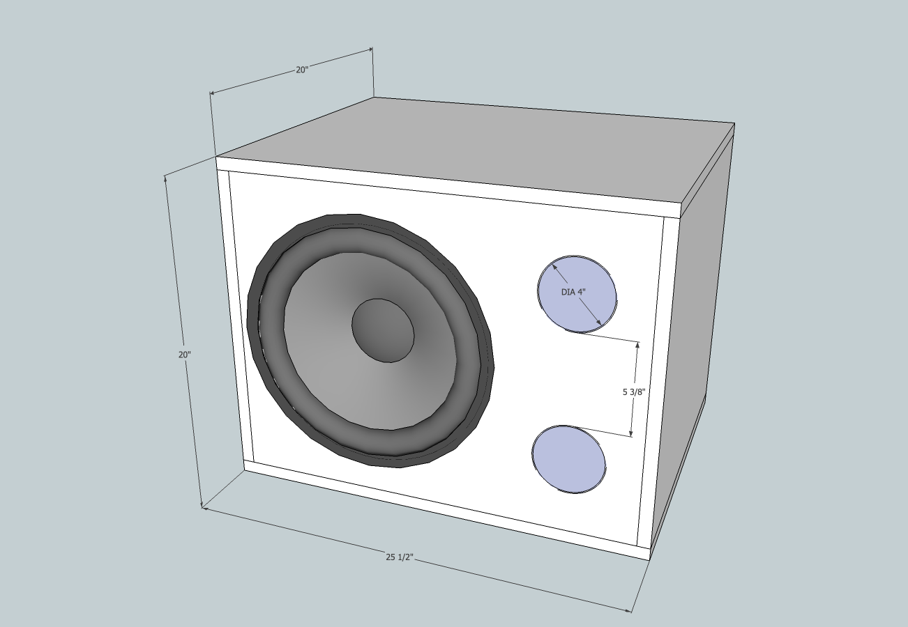 Shootingboard home theater subwoofer - How to design a home theater speaker system ...