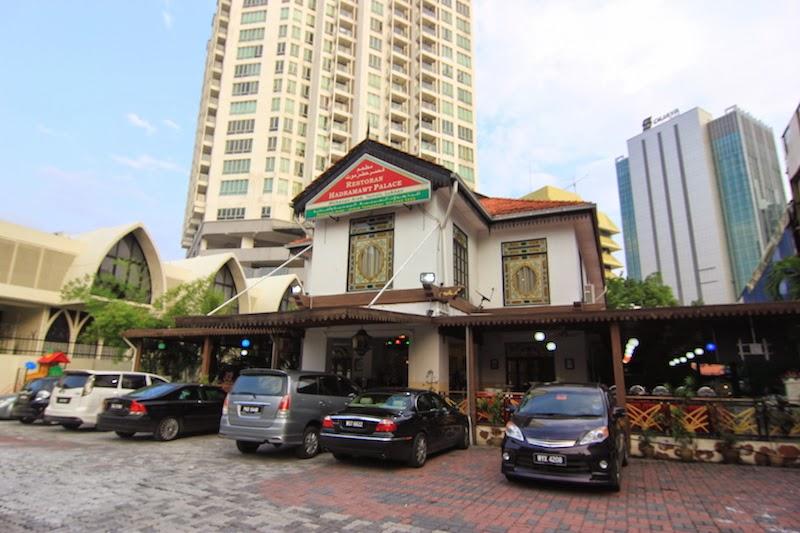 Restoran Hadramawt Palace Kuala Lumpur Menu Nasi Arab Yang Sedap