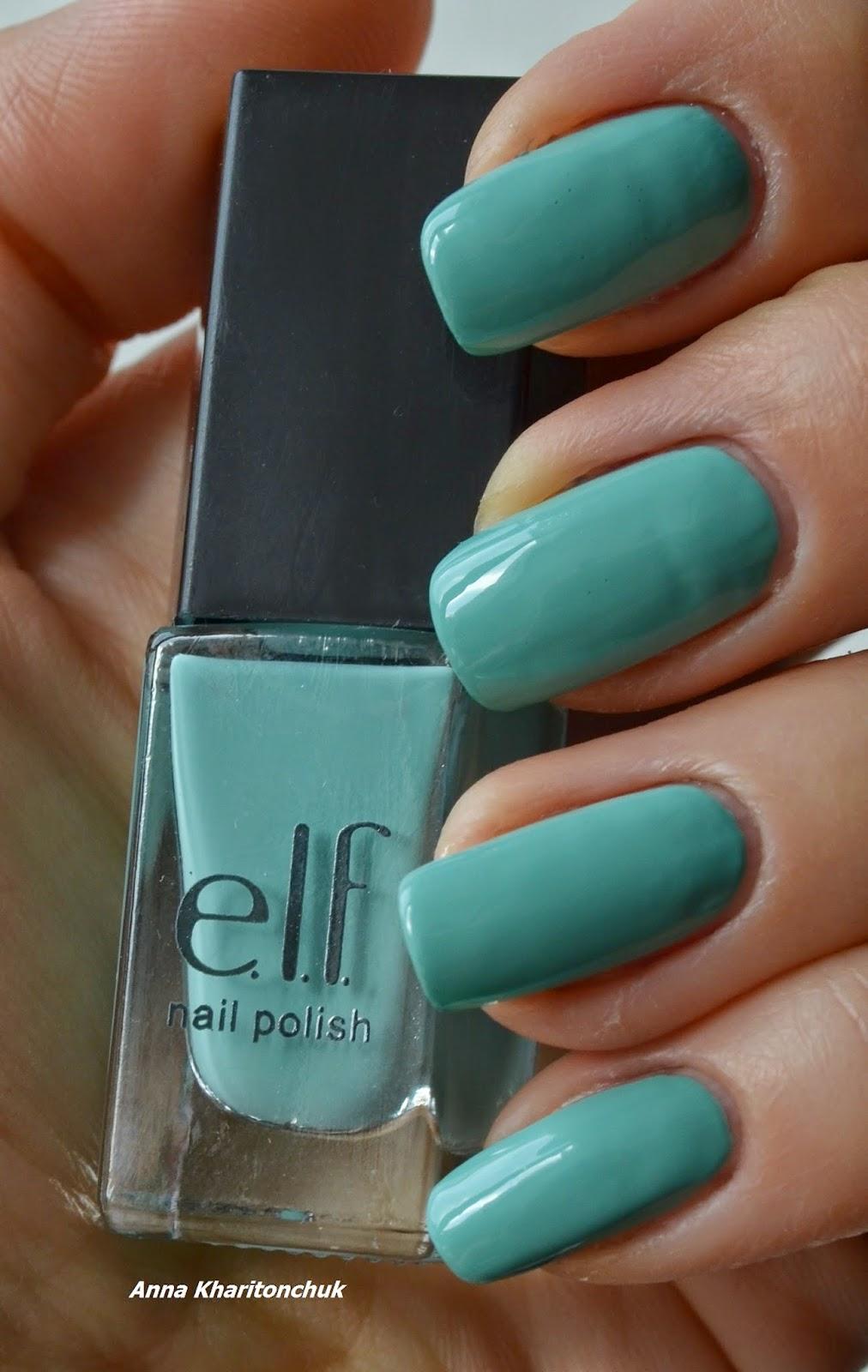 E.L.F. Mint Cream
