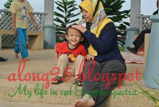 blog along25, along25, taman saujana hijau, keluarga, family