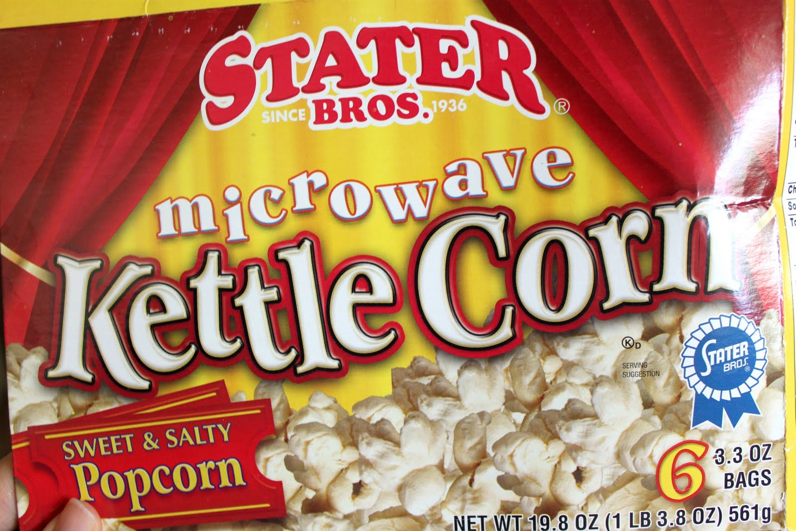 how to turn microwave popcorn into kettle corn