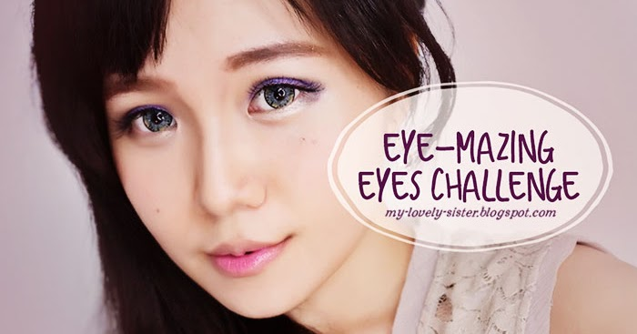 ... blog with love: Maybelline EYE-Mazing Eyes Look : Review + Tutorial