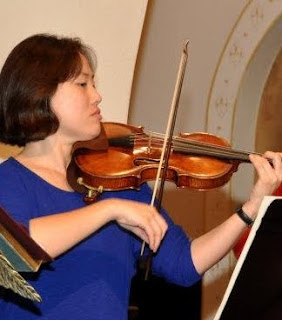 Violinist MinYoung Cho