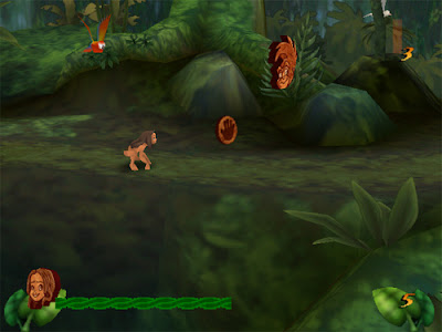 Disney's Tarzan Screenshots