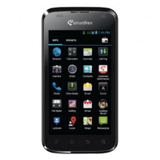 Spesifikasi dan Harga Smartphone Smartfren Andromax-i 4.0