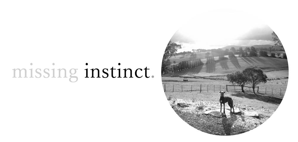 Missing Instinct