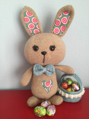 2000 Free Amigurumi Patterns Easter Bunny Free Crochet Pattern
