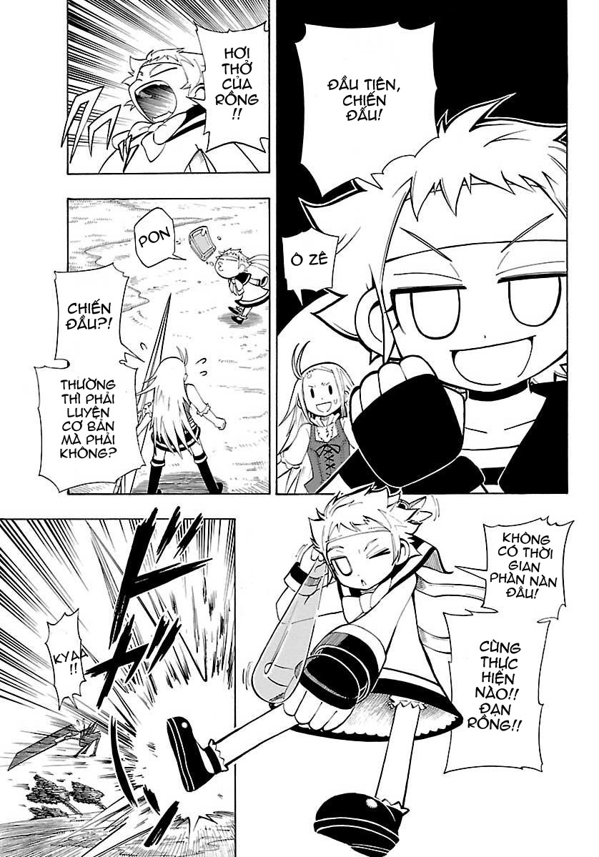 Appearance of the Yellow Dragon chap 7 - Trang 9