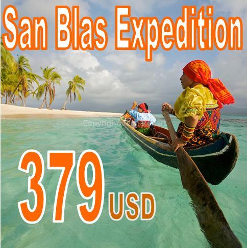 SAN BLAS EXPEDITION